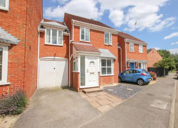 Thumbnail 3 bed terraced house for sale in Lark Vale, Watermead, Aylesbury