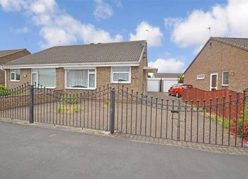 Thumbnail 2 bed semi-detached bungalow for sale in Newtondale, Sutton Park, Hull