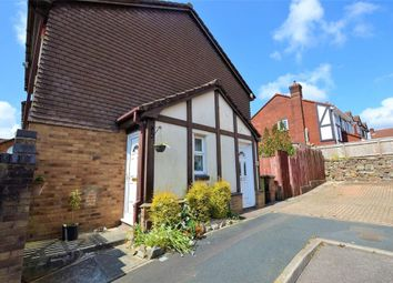 Thumbnail 1 bed end terrace house to rent in Bakers Close, Plymouth, Devon