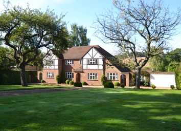 Thumbnail 5 bed detached house for sale in Drovers Lane, Amersham