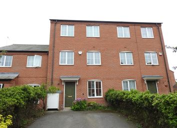 Thumbnail 4 bedroom town house to rent in Eastwood Street, Bulwell, Nottingham