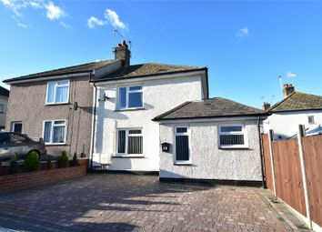 Thumbnail 3 bed end terrace house for sale in Larch Road, Dartford, Kent