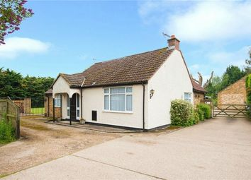 Thumbnail 5 bed detached bungalow for sale in Thorney Mill Road, Iver, Buckinghamshire
