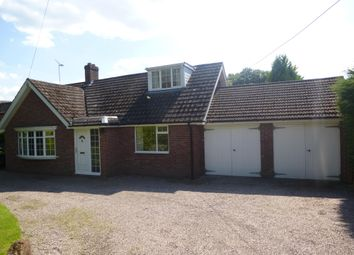 Thumbnail 3 bed bungalow to rent in Huxley Lane, Tiverton, Tarporley