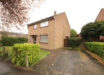 Thumbnail 3 bed end terrace house for sale in Gunhild Way, Cambridge
