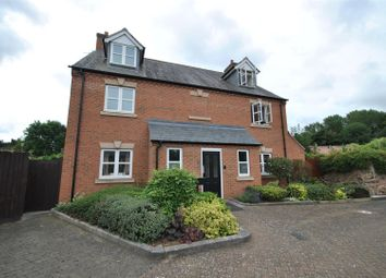 Thumbnail 2 bed maisonette to rent in Wakerleys Court, Quorn, Loughborough
