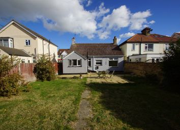 Thumbnail 3 bed detached bungalow for sale in Richmond Avenue, Shoeburyness, Southend-On-Sea