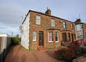 Thumbnail 3 bed semi-detached house for sale in Cresswell Hill, Dumfries