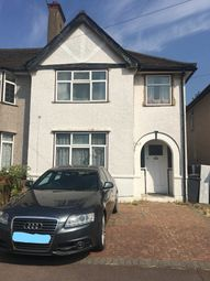 Thumbnail 3 bed semi-detached house to rent in Review Road, Dagenham