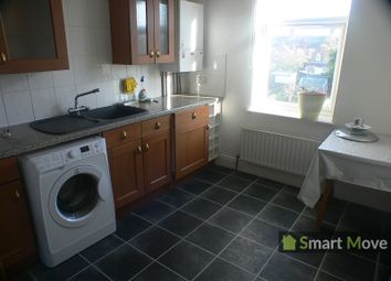 Thumbnail 1 bed flat to rent in Palmerston Road, Peterborough, Cambridgeshire.