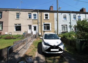 Thumbnail 2 bed terraced house for sale in Seymour Avenue, Llanharan, Pontyclun