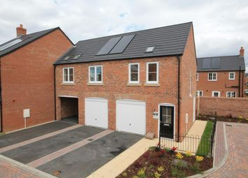 Thumbnail 2 bed semi-detached house for sale in Poplar Crescent, Sowerby, Thirsk