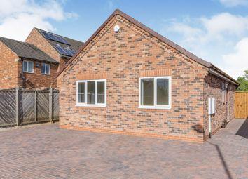 Thumbnail 2 bedroom detached bungalow for sale in Ashcroft Close, Edlington, Doncaster