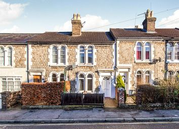 Thumbnail 2 bed terraced house for sale in Grecian Street, Maidstone