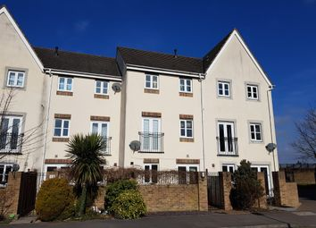 Thumbnail 4 bed town house to rent in Brookthorpe Court, Yate, Bristol