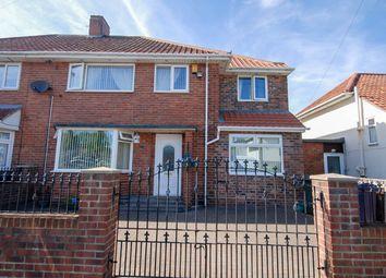 Thumbnail 3 bed semi-detached house for sale in Marsden Grove, Wrekenton, Gateshead