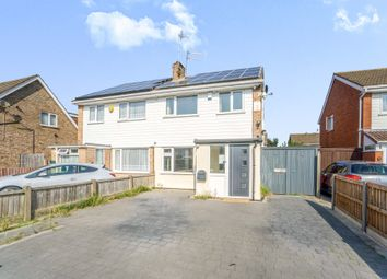 Thumbnail 3 bedroom semi-detached house for sale in Wimbrick Close, Moreton, Wirral