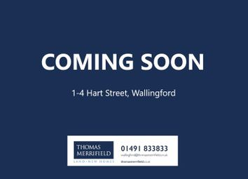 Thumbnail 2 bedroom semi-detached house for sale in Wood Street, Wallingford