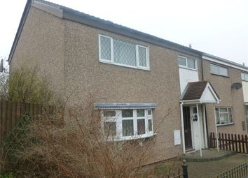 Thumbnail 3 bedroom end terrace house to rent in Brookside Avenue, Coventry, West Midlands