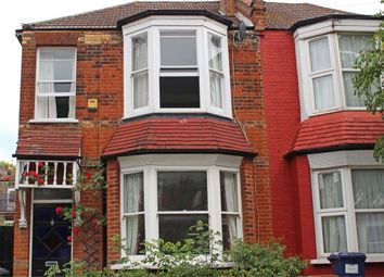 Thumbnail 3 bedroom end terrace house for sale in Beresford Road, East Finchley, London