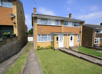 Thumbnail 3 bedroom semi-detached house for sale in Alpine Close, Southampton