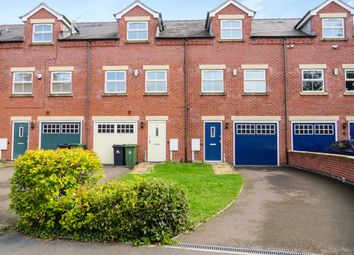 Thumbnail Town house for sale in Jaeger Close, Belper