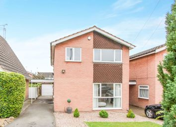Thumbnail 4 bed detached house for sale in Lindrick Drive, Evington