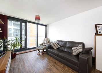 Thumbnail 1 bed flat for sale in Proton Tower, Blackwall Way, London