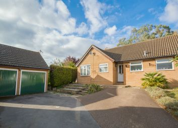 Thumbnail 2 bed detached bungalow for sale in Tiberius Close, Haverhill
