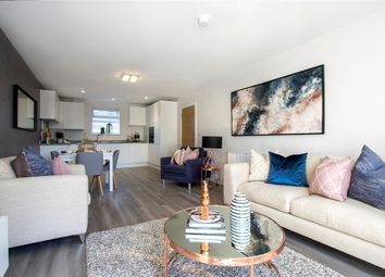 Thumbnail 2 bed flat for sale in Queensgate, Farnborough, Hampshire