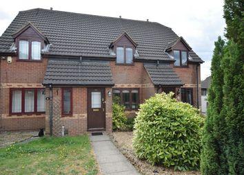 Thumbnail 2 bed town house for sale in Birchen Holme, Broadmeadows, Alfreton, Derbyshire