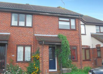 Thumbnail 2 bed terraced house for sale in Meades Close, Marden, Tonbridge