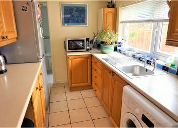 Thumbnail 3 bed terraced house for sale in Castle Road, Church Gresley, Swadlincote