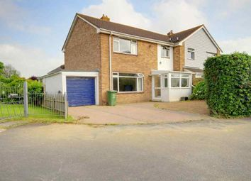 Thumbnail 4 bed semi-detached house for sale in Southlands, Wrafton, Braunton
