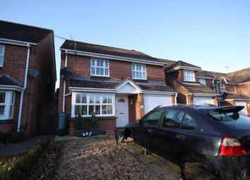 Thumbnail 3 bed detached house for sale in Lovage Road, Whiteley, Fareham