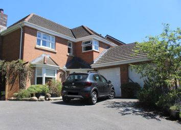 Thumbnail 4 bed detached house for sale in Parc Nant Y Felin, Betws, Ammanford