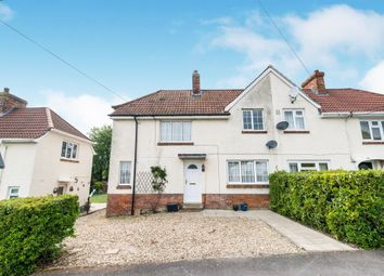 Thumbnail 3 bed semi-detached house for sale in Central Street, Ludgershall, Andover