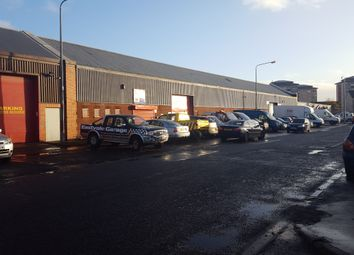 Thumbnail Industrial to let in Halley Street, Yoker