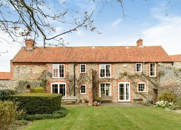 Thumbnail 4 bed barn conversion for sale in Coast Road, Cley, Holt