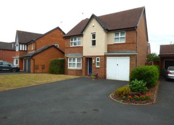 Thumbnail 5 bed detached house for sale in Savoureuse Drive, Meadowcroft Park, Stafford, Staffordshire