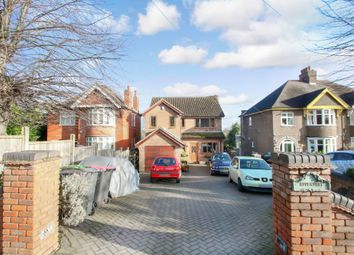 Thumbnail 4 bed detached house for sale in Nuneaton Road, Mancetter, Atherstone
