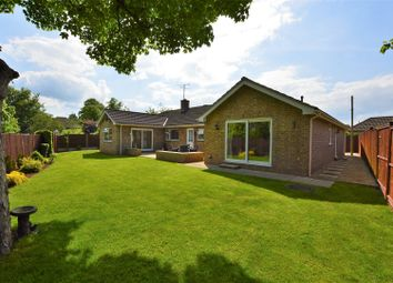 Thumbnail 4 bed detached bungalow for sale in Ermine Close, Stamford