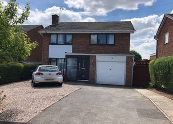 Thumbnail 5 bed detached house for sale in Grange Avenue, Worcester