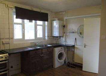Thumbnail 4 bed flat to rent in Kyverdale Road, London