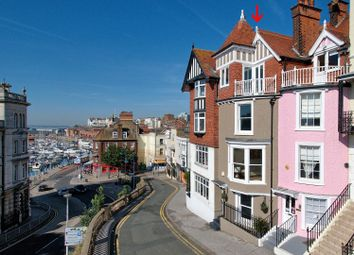 Thumbnail 4 bed terraced house for sale in Albion Hill, Ramsgate