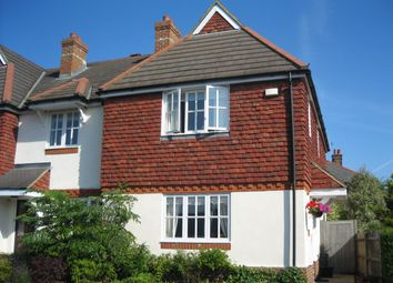 Thumbnail 3 bed end terrace house to rent in Wellington Place, Farncombe