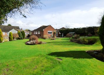 Thumbnail 4 bed bungalow for sale in Larchway, High Lane, Stockport