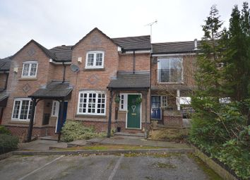 Thumbnail 2 bed mews house for sale in The Spinney, Sandbach