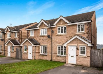 Thumbnail 3 bedroom semi-detached house for sale in Yewdall Way, Idle, Bradford