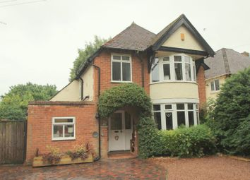 Thumbnail 3 bed detached house for sale in Warwick Crescent, Stratford-Upon-Avon